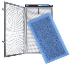 "Stamed and Sta-Med replacement filters fit Dynamic Air Cleaner can use the 1-piece Sta-Med replacement pads which fit any 1"" filter manufactured by Dynamic. They provide the same type of filtration as the original manufacturer's at a reduced cost. Sta-Med filter pads effortlessly trap airborne particles as small as .007 microns in size.  Dynamic Air Cleaner"