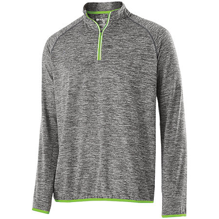 Carbon/Lime - Holloway Force Training Top #222500