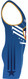 Warrior Sport Blue Patriot Stock Sublimated Singlet Right View