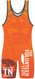 WarriorSport Tennessee State Sublimated Singlet
