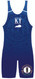 WarriorSport Kentucky State Sublimated Singlet Back View