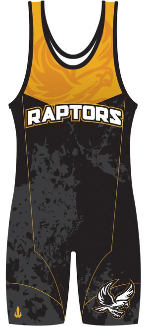 Custom Sublimated Singlet WarriorSport The Raptor