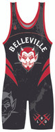 WarriorSport Custom Sublimated  Singlet The Hammer