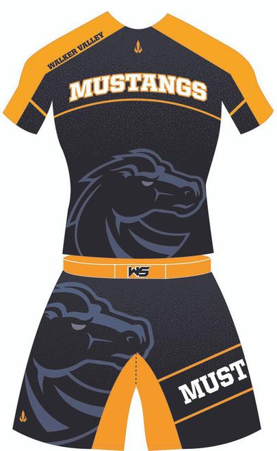 The Stampede Two Piece  Alternate Uniform by WarriorSport Wear