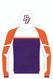 WarriorSport Wear 1252 Custom Sublimated Hoodie back view