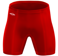 Red Matman #5 Compression Short