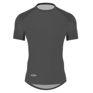 Dark Grey Matman Compression Shirt