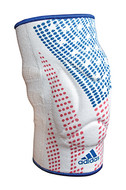 adidas reversible kneepad - flag side of kneepad