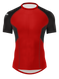 Matman Red/Black Compression Shirt