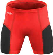 Matman 2-color stock compression short