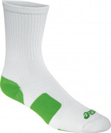 Team Tiger Socks White/Green