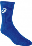 Royal Blue Team Crew Sock