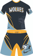 WarriorSport Hunter alternate uniform template WS1810
