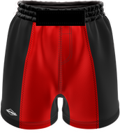 Matman Red/Black Fight Short