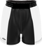 Matman Fight Short in White/Black