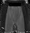 Dark Grey/Black Matman Fight Short