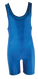 Royal Blue Matman Wrestling Edge Stock Lycra Singlet