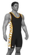 Sublimated Adidas aS108c-02-10 Custom CLIMALITE Sublimated Singlet