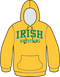 Irish Youth Wrestling Hoodie