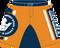 Front View of WarriorSport StrikerTemplate