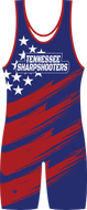 Sharpshooters front singlet