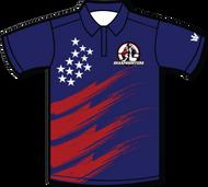 Custom Sublimated Coaches Polo Shirt