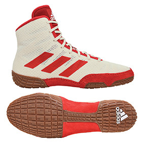 Adidas Tech Fall 2.0 in White/Red