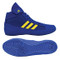Adidas HVC Wrestling Shoe Royal/Solar Yellow