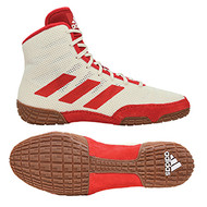 Adidas Youth Tech FAll in White/Red