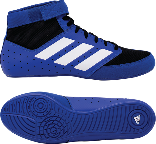 adidas Royal/Black/White Mat Hod 2.0 is a  new color for 2021