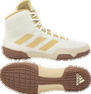 Adidas Tech Fall White/Vegas Wrestling Shoes