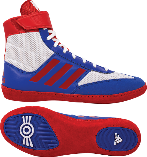 New Combat Speed White/Royal/Red