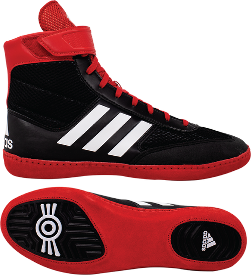2021 Combat Speed in Black/Red/White