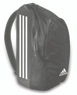 Onyx adidas gear bag