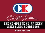 Cliff Keen Scorebook - #SB7