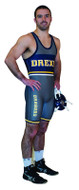 Sublimated Cliff Keen S794343 Custom Team Sublimated Singlet