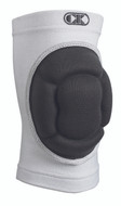 White - Cliff Keen BK64 The Impact Knee Pad