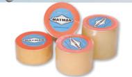 """Matman 4"""" Width Mat Tape Roll #75-4"""""""