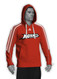 Sublimated Red Adidas Hoodie aA400hs