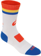 Asics Craze  Socks White/Orange
