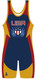 WarriorSport Custom Sublimated singlet  The Paladin Custom Design 2
