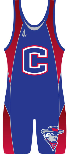 Custom Sublimated WarriorSport Singlet  Apex