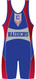 WarriorSport Custom Sublimated Singlet Apex Back View