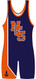 Warrior Sport Custom Sublimated Singlet Template 1507 NCHS design