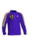 Purple Custom Sublimated Half Zip Pullover Adidas aA400hz