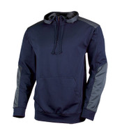 Navy/Graphite - Tonix Performer Performance Fleece Hood #1580
