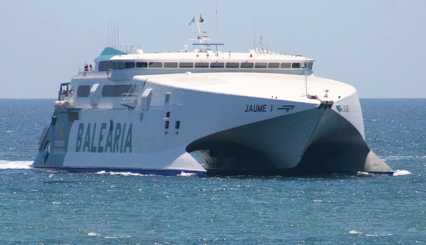 Bahamas Fast Ferry