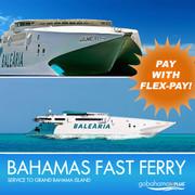 Bahamas Fast Ferry | Grand Bahama Island
