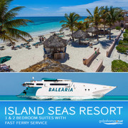 Island Seas Resort & Fast Ferry | One & Two Bedrooms