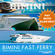 Bimini Fast Ferry | Service From Fort Lauderdale To Bimini, Bahamas